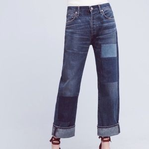 Citizens of Humanity Premium Vintage Patch Jeans